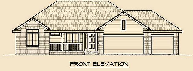 2646 Ranch on Story Plans 4 Bedroom Loft Two 2057