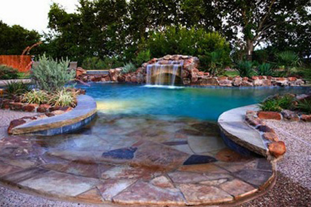 Dreamcape Homes Pool 1