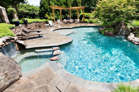 Dreamcape Homes Pool 2