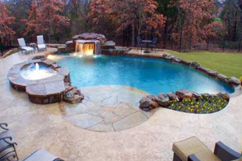 Dreamcape Homes Pool 3