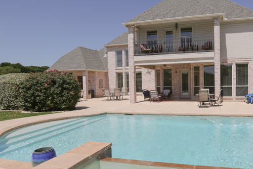 Dreamcape Homes Pool 4