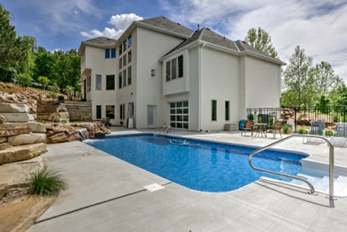 Dreamcape Homes Pool 7