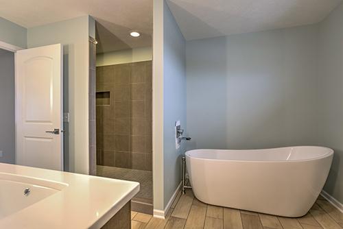 Bathroom Remodeling Dreamscape Homes - Townhouse bathroom remodel