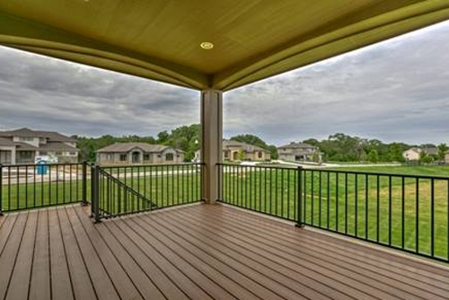 Dreamscape Homes Deck 2