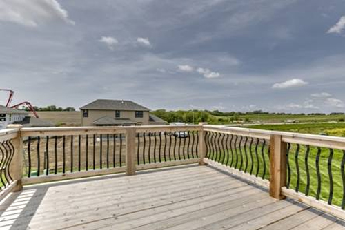 Dreamscape Homes Deck 3