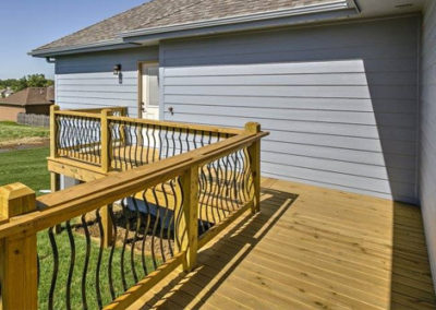 Dreamscape Homes Deck 4