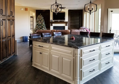 Dreamscape Homes Kitchen Remodel 1